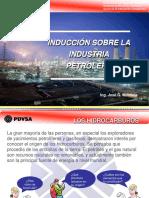 introduccion sobre la industria petrolera