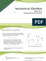 Mechanical Vibration3 Week#5-6