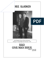 Andi Gladwin - Ego One Man Issue Vol1 - Issue12 (29 p)