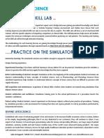 Advanced Skill Lab - Divine Lifescience