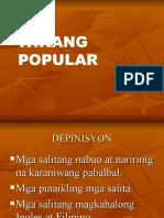 Fil Wikang Popular