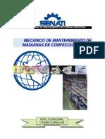 Mecanico de Mantenimiento de Maquinas de Confeccion Textil Vmmd