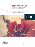Ambulance Best Practice Report Spanish