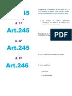 CPC Parte Geral - Livro IV -Título II - Cap. 2 Da Citação 5