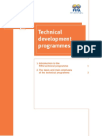Chapter 02 Technical Development Programmes UEFA