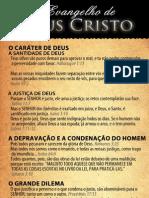 [FOLHETO] O Evangelho de Jesus Cristo