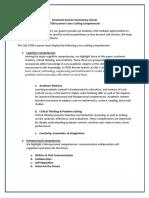 stem crosscutting competencies