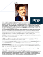 Pedro Domingo Murillo y Alonzo de Mendoza