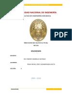 Informe de Soldadura 1