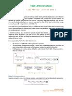DSs - Lab 2 Manual
