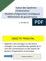 2014-2015-Gouvernance Des Systèmes d'Information-Modèles SAM