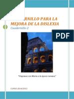 Cuadernillo dislexia 2º