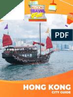 Hong Kong PDF Itinerary PH