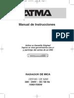 ATMA CE5100 CE5200