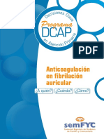 Anticoagulacion en FA