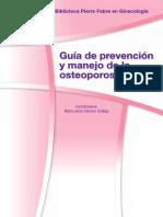19 Guia de Prevencion y Manejo de La Osteoporosis