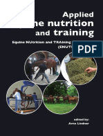 Applied Equine Nutrition and Training (VetBooks.ir)