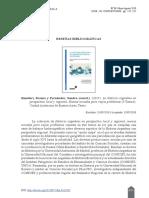 Reseña bibliográfica sobre La historia argentina en perspectiva local y regional. Nuevas miradas para viejos problemas - Folia Histórica del Nordeste