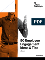 50 Employee Engagement Ideas & Tips