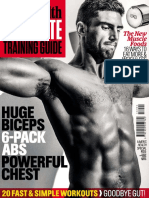 Mens Health 15 Minute Training Guide Issue 2016 Preview
