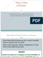 4-Time Value of Money