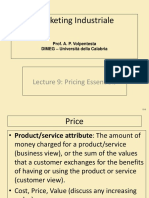 Lecture 9 Pricing Essentials -V2