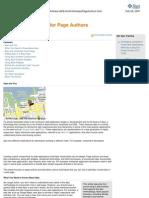 Intro Ajax Page Authors