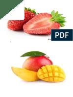 Imagenes de Fruta