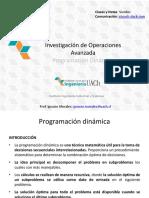 4- Programación Diámica Deterministica