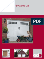 Garage Doors (Sectional, Roller, Automatic and Manual)