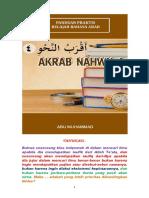 Akrab Nahwu 4