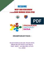 Resume PID