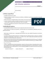 Fisica_AL 3 2_Capacidade Termica Massica