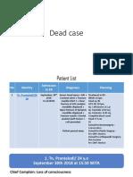 Dead case