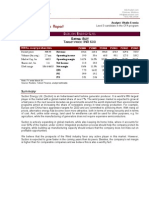 Equity Research Outsourcing Sample Suzlon