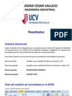 SPSS INFERENCIA