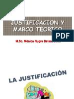 Justificación y Marco Teórico