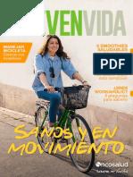 Revista Prevenvida 6- Sanos y en Movimiento