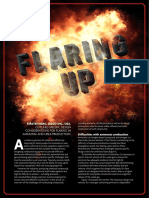 Flaring Up World Fertilizer
