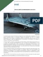 Rússia e China Desenvolverão Bombardeiro de Nova Geração - Site DefesaNet 11.03.2014.