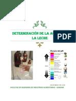 Practica 03 Organolépticas