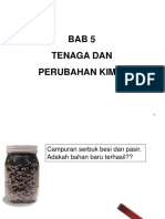 Chapter 5 form 4 science