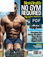 Mens Health NO GYM REQUIRED Issue 2018 Preview