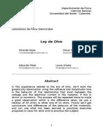 28952688 Informe 4 Ley de Ohm