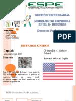 Gestion Empresarial EEUU