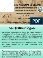 Filosofia y Logica Clase II