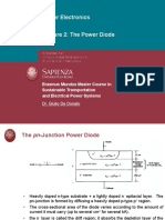 Lecture 2 - Power Diode