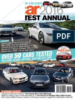 Topcar Road Test Issue 2016 Preview