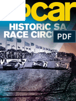 TopCars SAs Race Circuit History June 2015 Preview