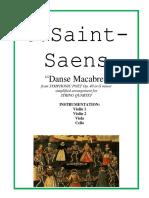 Danse Macabre Cover